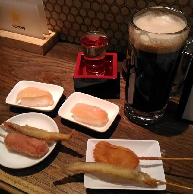 ワンコインだけじゃない アテが安くて美味しい「立ち飲み家 ライオン堂」(神戸御影)