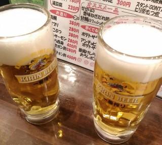 GONTa2 キリン一番搾り(190円)