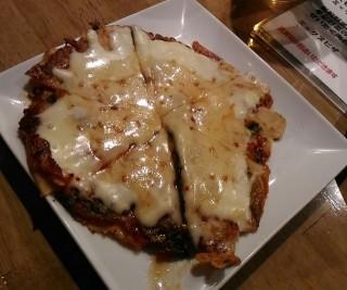 Gonta20160109 チジミのチーズ焼き(380円)