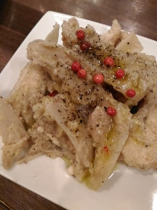 GONTa2 鶏なん骨のアーリオオーリオ(350円)