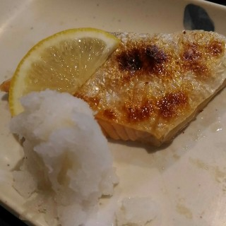 たよし サケハラス焼き(130円)