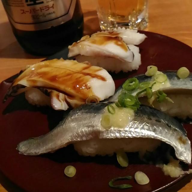一品も充実、ネタが大きく安くておいしい寿司屋さん「穴場 天満店」(大阪天満)