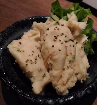 かこも 小芋のポテトサラダ(180円)