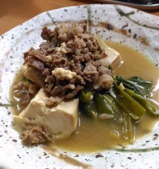 立ち呑み処 ひさまつ 肉豆腐(250円)